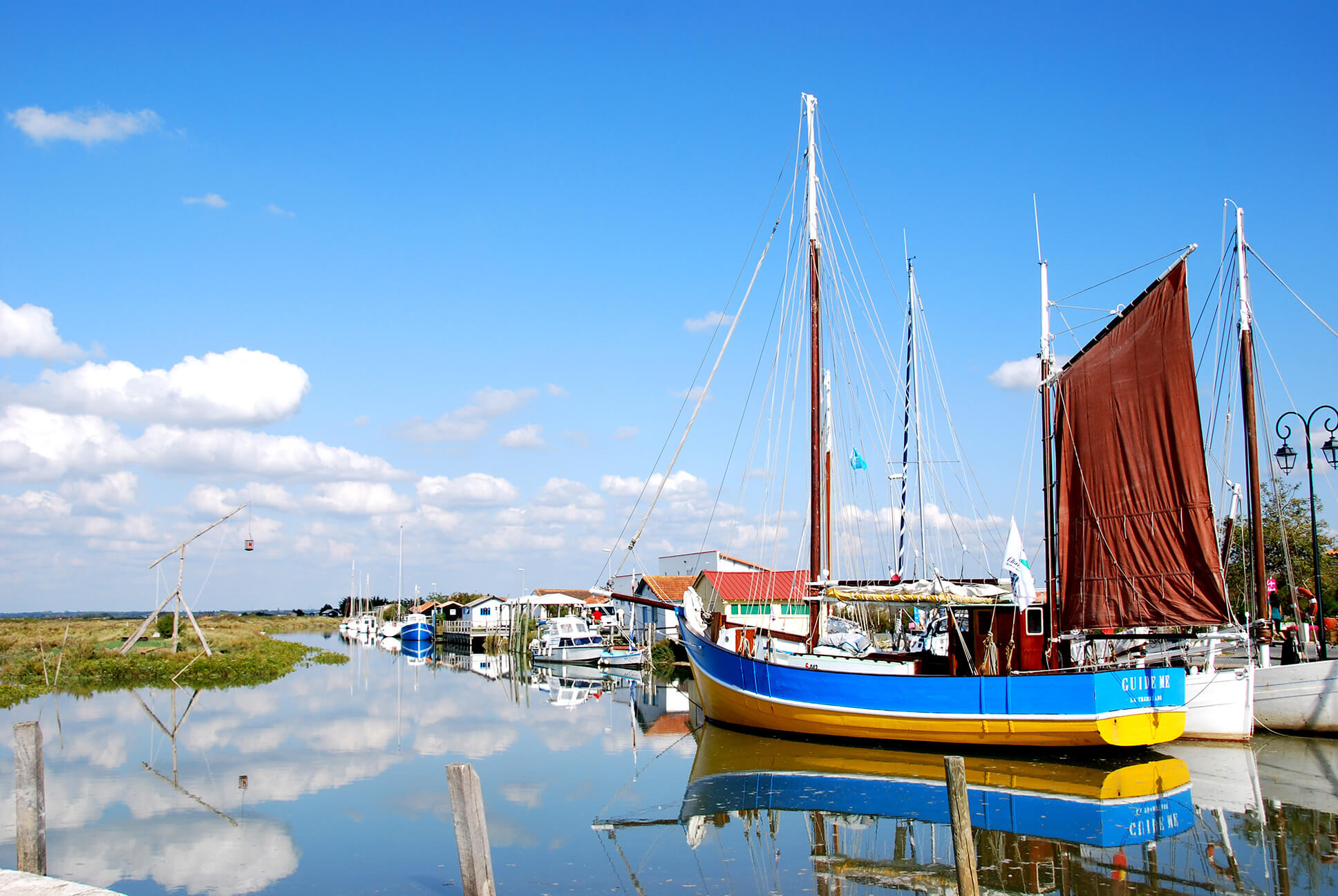 village charente maritime